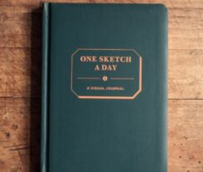 One Sketch a Day a Visual Journal