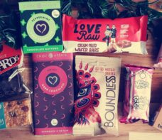 Care Package- Vegan Friendly Treats in a gift box