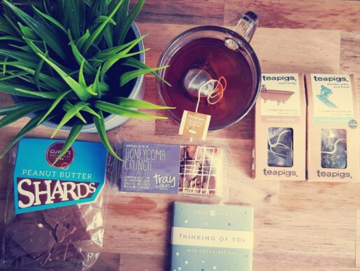 Tea and Treats Care Package