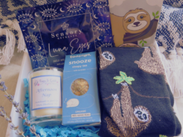Hang in there- Sloth Themed Care Package