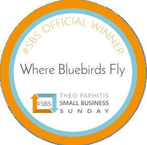 SBS Small Business Winners Badge