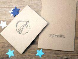 Note Card- Cwtch