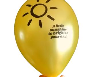 Sunshine Balloon