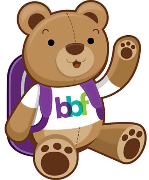 Buddy Bag Foundation Bear