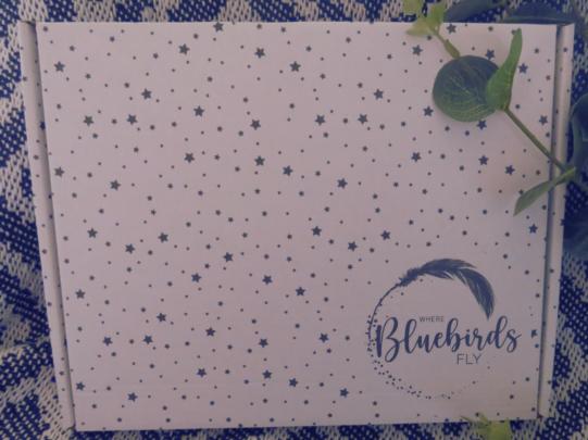 Letterbox Gift Hamper- Where Bluebirds Fly